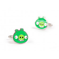Boutons de manchette Angry Birds